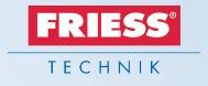 Logo FRIESS GmbH