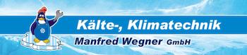 Logo Kälte- und Klimatechnik Manfred Wegner GmbH