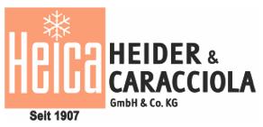 Logo Heider & Caracciola GmbH & Co. KG