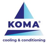 Logo KOMA B.V.