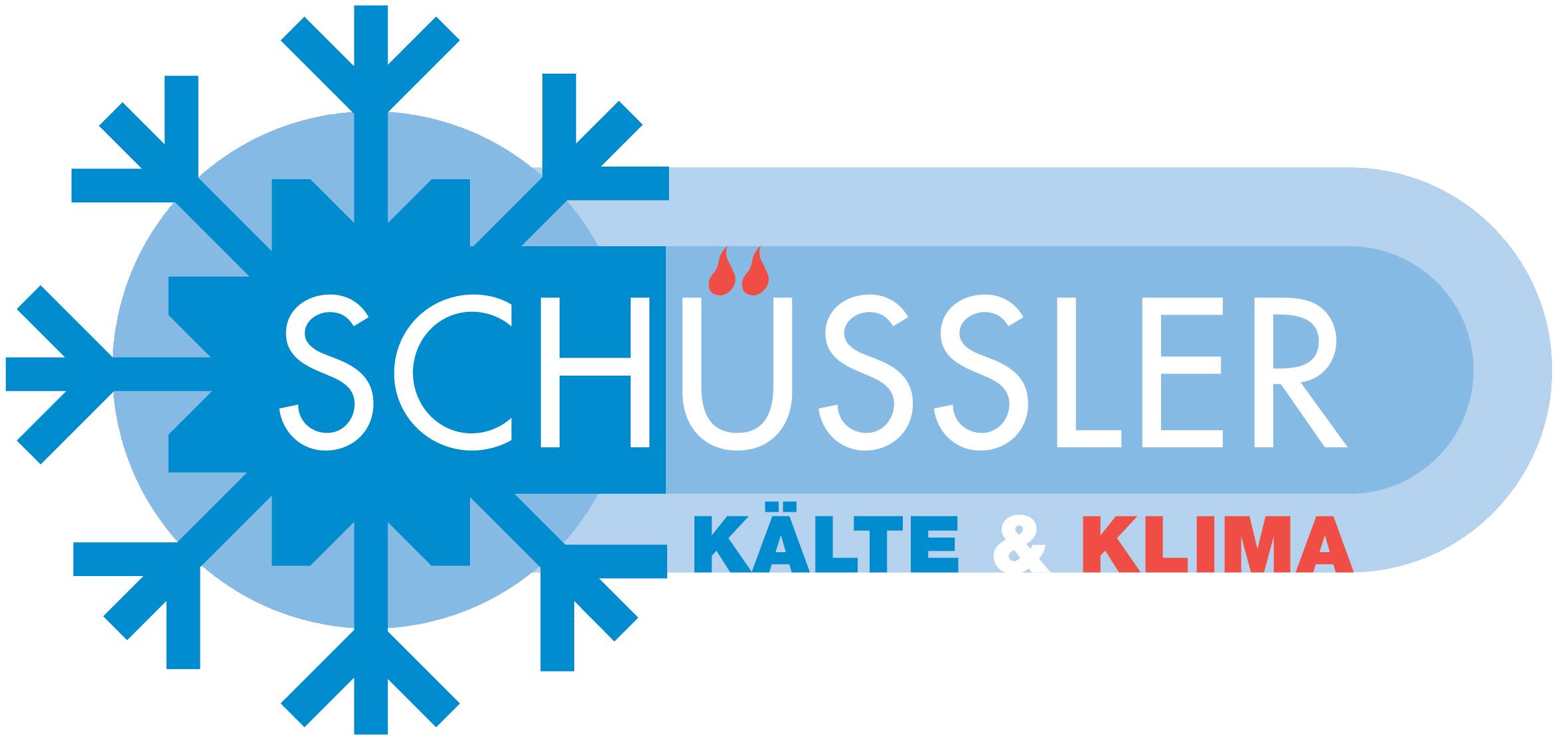Logo H. Schüssler Klima- Regel- und Anlagentechnik GmbH