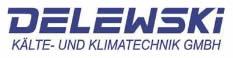 Logo Delewski Kälte- und Klimatechnik GmbH