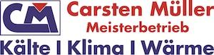 Logo Carsten Müller Kälte- und Klimatechnik GmbH