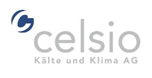 Logo Celsio Kälte + Klima AG