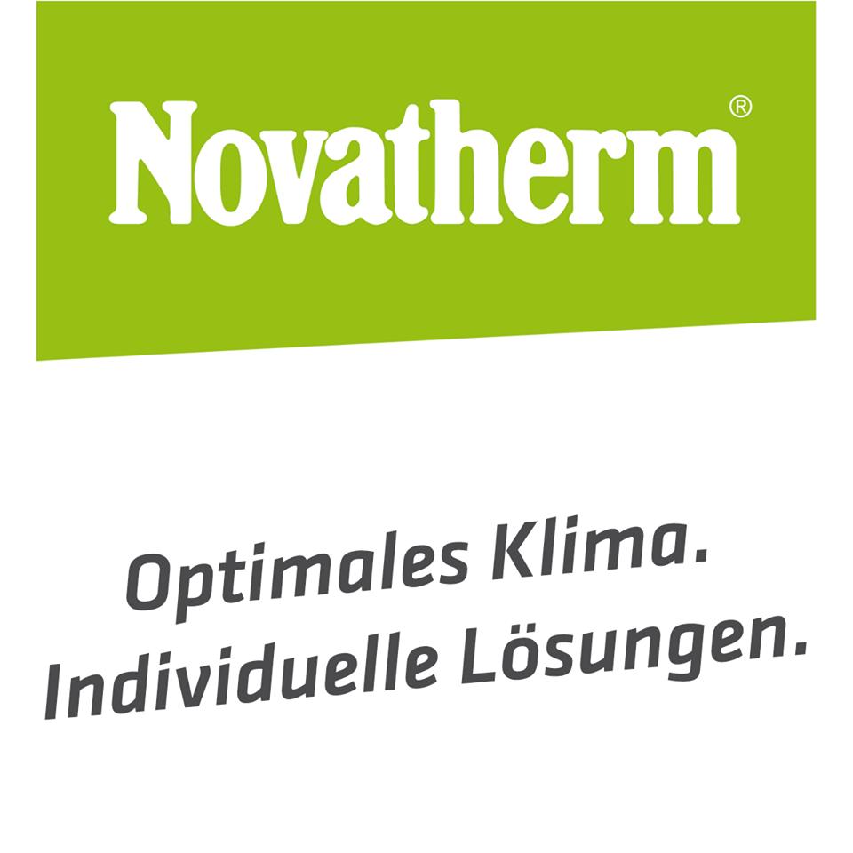 Logo NOVATHERM Klimageräte GmbH