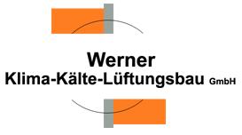 Logo Werner Klima- Kälte- und Lüftungsbau GmbH