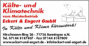 Logo Eckert & Engert GmbH
