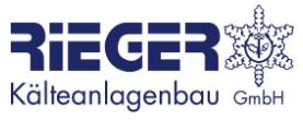 Logo Rieger Kälteanlagenbau GmbH
